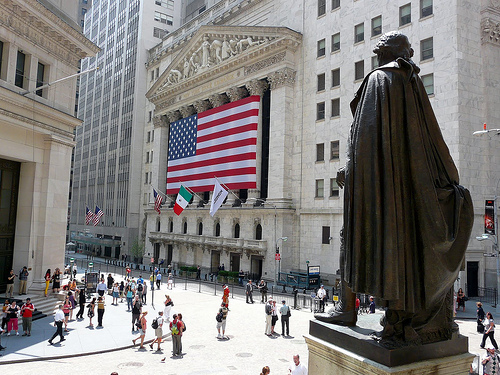 Description: Wall Street