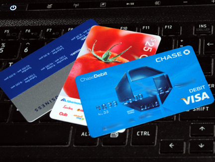 Description: Credit Cards