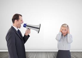 Are You a Bullying Boss?