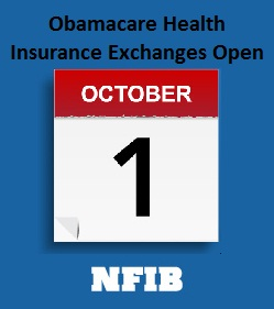 It's Right here: Oct one - Obamacare Health Insurance policy Exchanges Open up